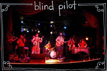 Music Friday: Blind Pilot & also Bombadil